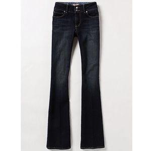 Paige Hidden Hills High Rise Boot Cut  Jeans 31